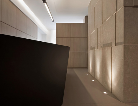 F_A Law Office by Chiavola + Sanfilippo architects