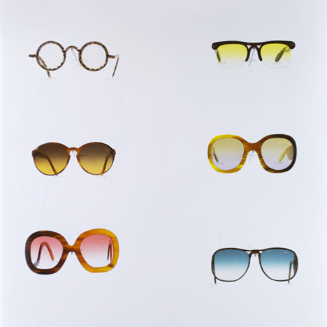Hair Glasses by Studio Swine