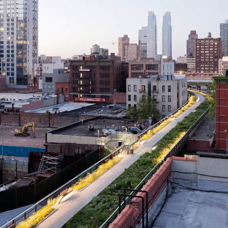 High Line Section 2 by Diller Scofidio and Renfro