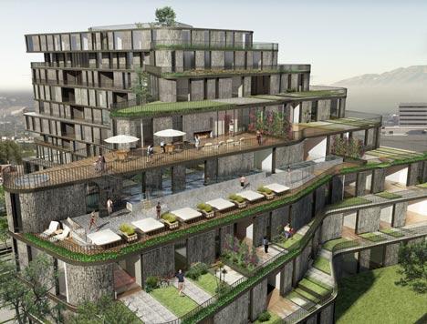 High Park By Rojkind Arquitectos Dezeen