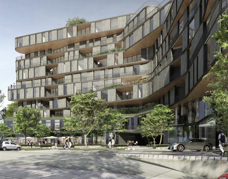 High Park by Rojkind Arquitectos