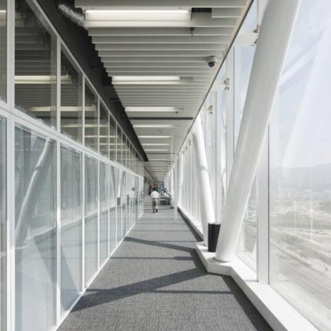 Hong Kong Design Institute by CAAU