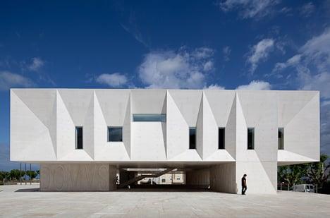 Palacio de Justicia en Portugal