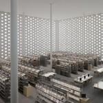 Kanazawa Umimirai Library by Kazumi Kudo and Hiroshi Horiba / Coelacanth K&H Architects