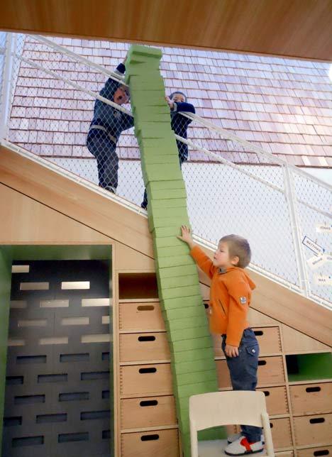 Kindergarden Terenten by feld72
