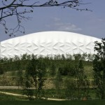 London 2012 Basketball Arena by Sinclair Knight Merz