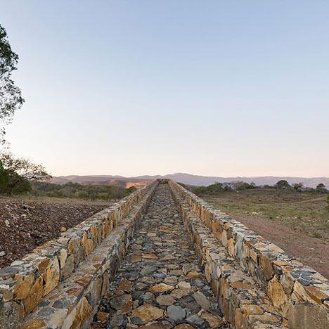 Ruta del Peregrino: Sanctuary by Ai Weiwei