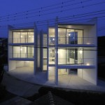 Minami-Hayama duo by Nakae Architects and Ohno Japan