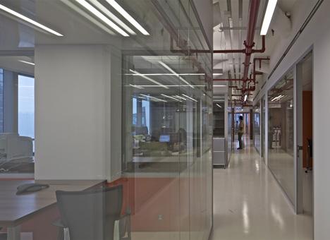McKinsey & Company Hong Kong Office by OMA