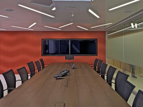 McKinsey U0026 Company Hong Kong Office By OMA
