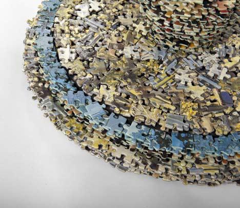 Missing Pieces by Rupert McKelvie
