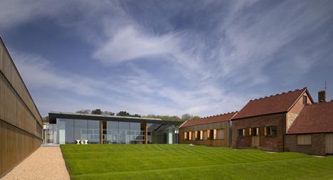 Rothschild Foundation by Stephen Marshall Architects