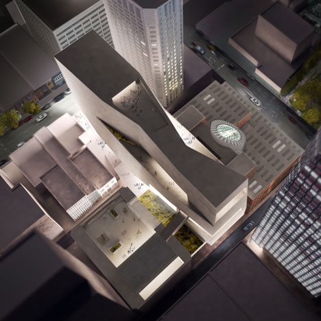 SFMOMA Expansion by Snohetta