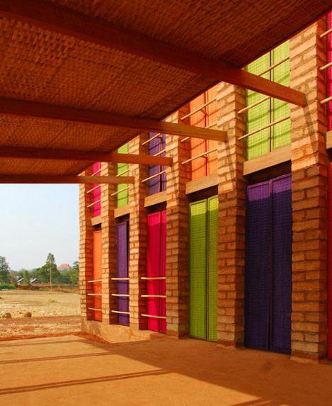 Sra Pou Vocational School by Rudanko + Kankkunen