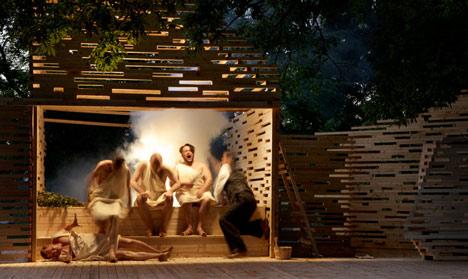 Summer Theatre by OTT Kadarik