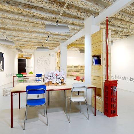 The Hub Rovereto by Andrea Paoletti
