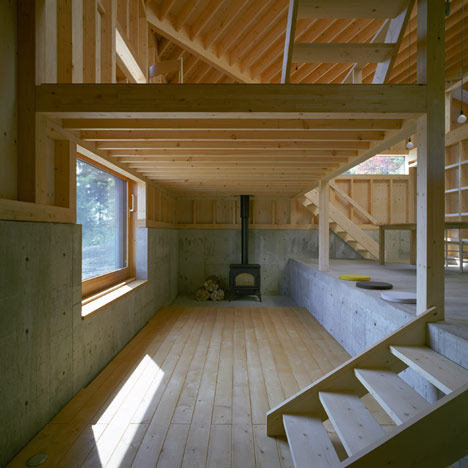 Tohma House by Hiroshi Horio Architects