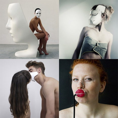 Dezeen archive: masks and disguises