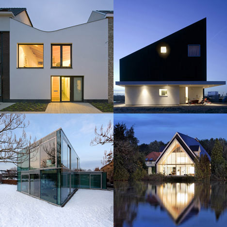 Dezeen archive dutch houses