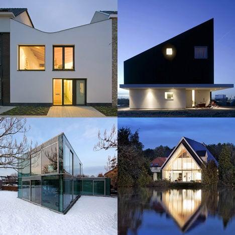 Dezeen archive: Dutch houses