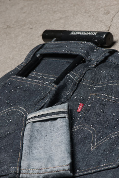 Dezeen - Commuter by Levi's
