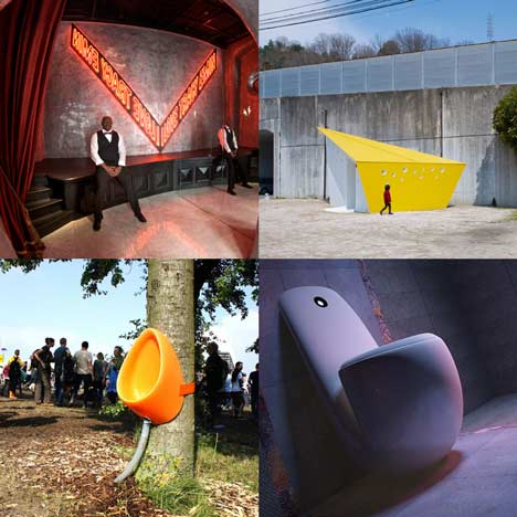 Dezeen's top ten: toilets