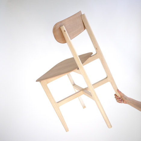 1.3 Chair by Ki Hyun Kim
