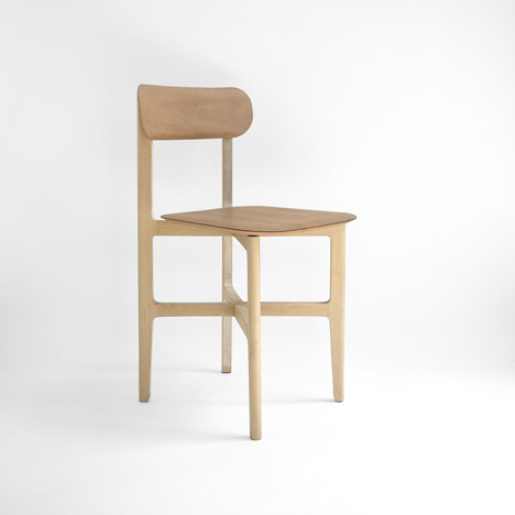 1.3 Chair by by Ki Hyun Kim