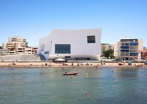 Auditorium and Congress Palace Infanta Doña Elena by Estudio Barozzi Veiga