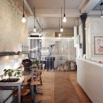 Café Coutume by CUT Architectures