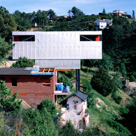 Casa Paz by Arturo Franco Office for Architecture