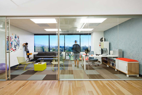 Bon Dreamhost Offices By Studio O+A