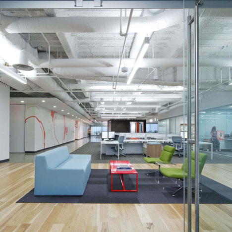 Dreamhost Offices by Studio O+A