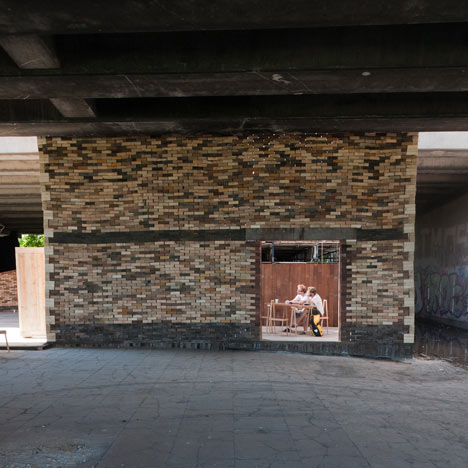 Folly for a Flyover by Assemble