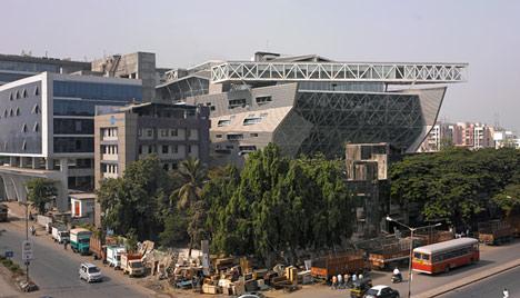 GMS Grande Palladium by Malik Architecture