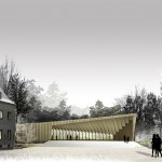 Extension to the Serlachius Museum Gösta by MX_SI
