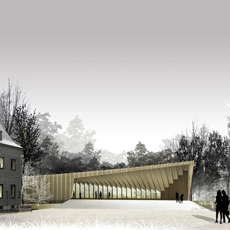 Extension to the Serlachius Museum Gösta by MX_SI