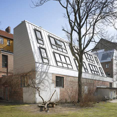 Hamburger Hof by NPS Tchoban Voss