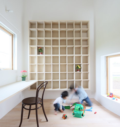 House in Kitakami by Nadamoto Yukiko Architects - Dezeen