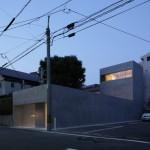 House in Ropponmatsu by Kazunori Fujimoto Architect & Associates