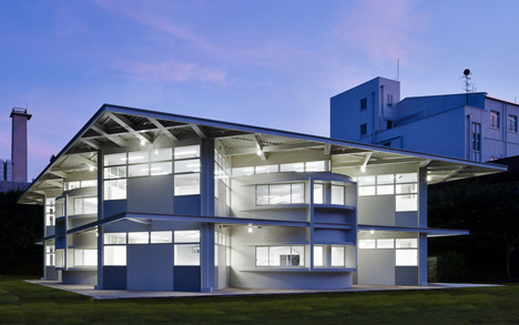 International School of the Sacred Heart by Atelier SNS
