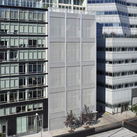 Metal Shutter Houses by Shigeru Ban Architects