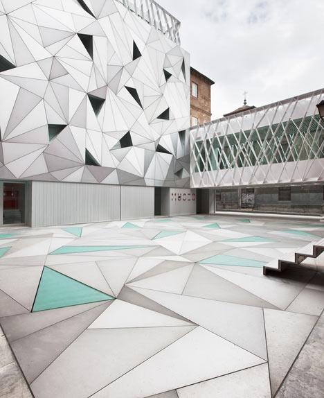 Museo ABC by Aranguren and Gallegos