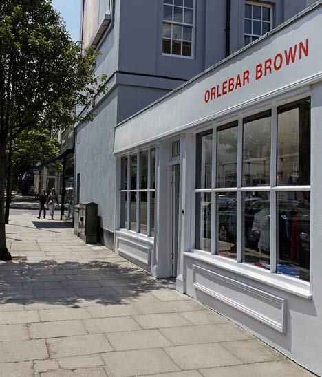 Orlebar Brown by Post-Office