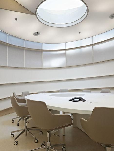 Rabobank Headquarters by Sander Architecten