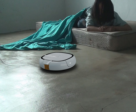 Robot Cleaner by Jeongmi Lee