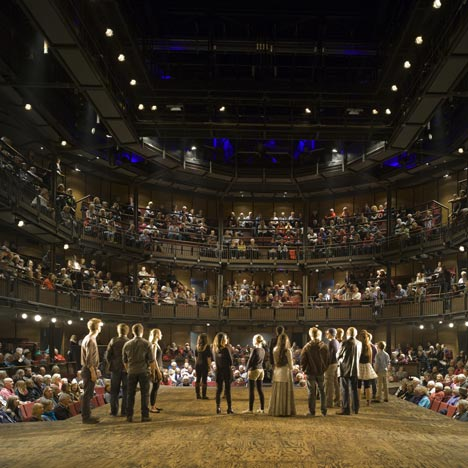 Royal Shakespeare Theatre by Bennetts Associates