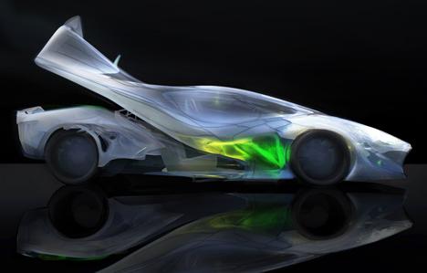 Semi-Rigid Car by Emergent