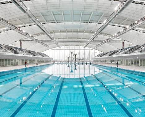 Shanghai Oriental Sports Centre by GMP Architekten