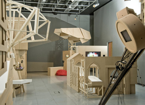 The Social Playground by Aberrant Architecture